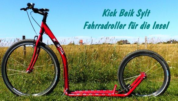 KickBike Sylt